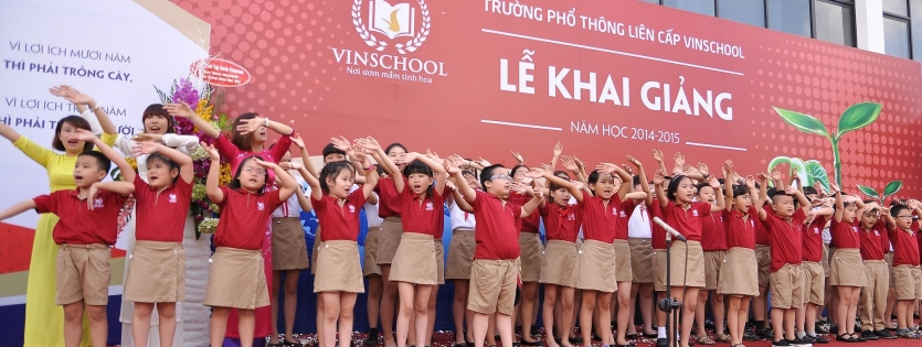 Quy chế tuyển sinh Mầm non Vinschool Giảng Võ- Điều kiện tuyển sinh học sinh Vinschool Gallery 2019-2020