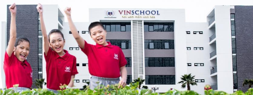 Trường Vinschool Liên Cấp tại Gallery Giảng Võ- Hệ thống liên cấp giáo dục chất lượng cao